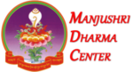 Manjushri Dharma Center Logo