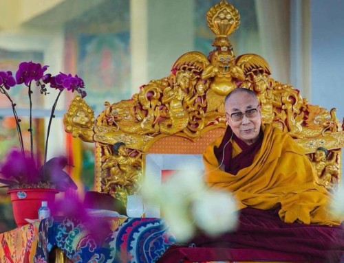 Teachings from H.H. Dalai Lama