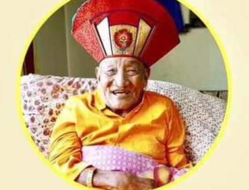 Balpar Tulku Rinpoche
