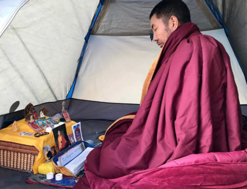 A Message From Rinpoche