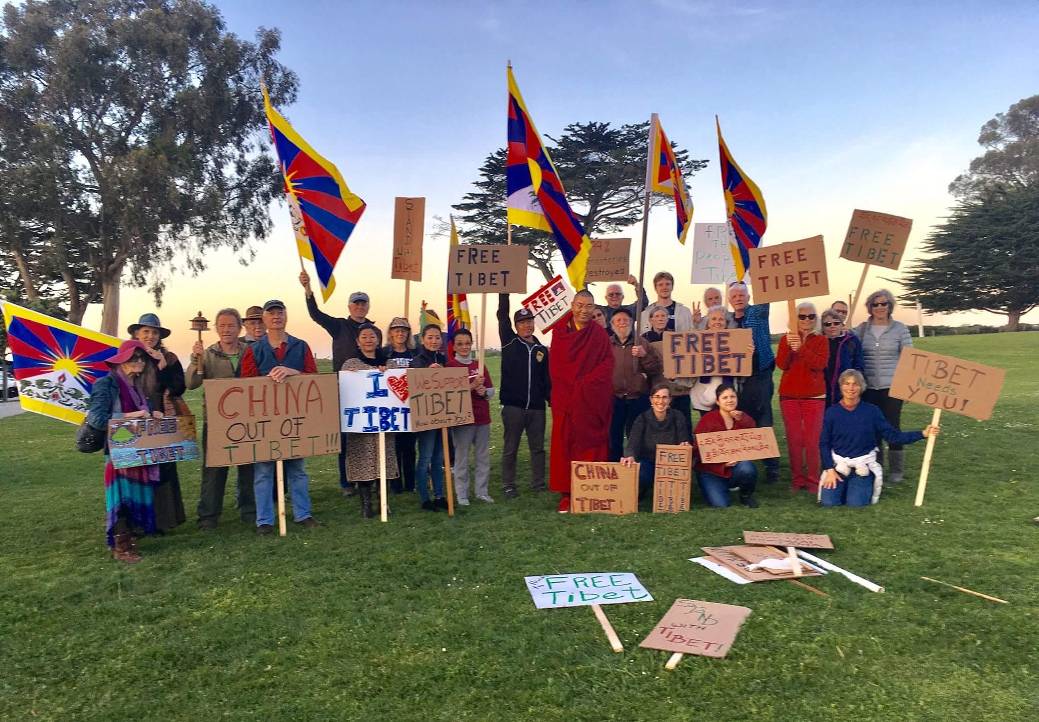 Tibetan Uprising Day – Manjushri Dharma Center