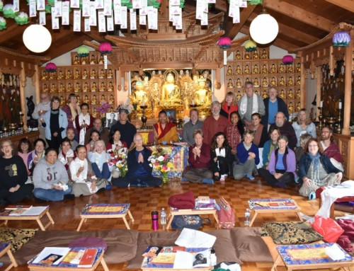 Reflections on the Heart Sutra Retreat
