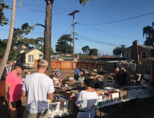 The Second Annual MDC Garage Sale was a Success!