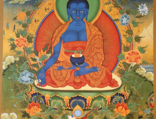 Medicine Buddha Practice for Corona Virus from Khenpo Karten Rinpoche