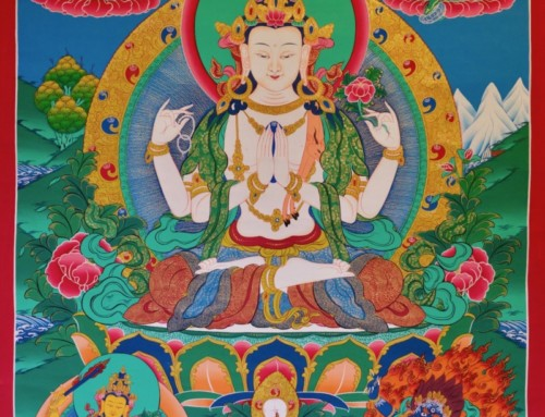 Teachings and Notes from the 37 Practices of a Bodhisattva