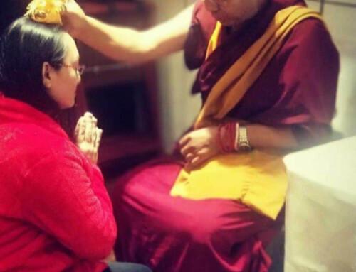 Appreciation for a Dear Dharma Sister