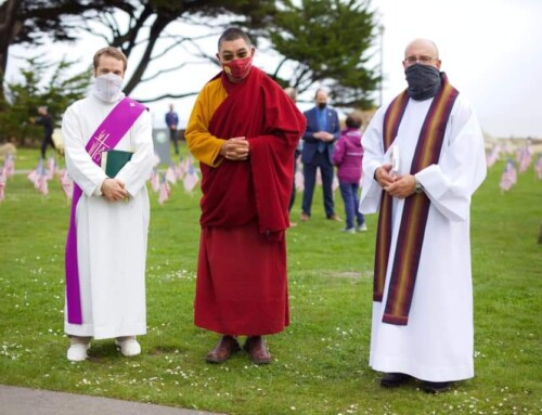 Interfaith Prayers for Monterey County COVID Deceased