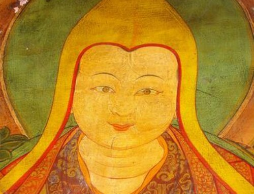 Teaching from H.H. the Dalai Lama on the LamRin ChenMo